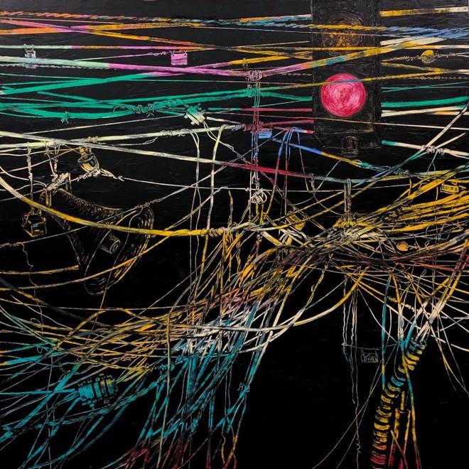 """""""5 mới""""-không gian nghệ thuật đầy sắc xuân ảnh 3"""
