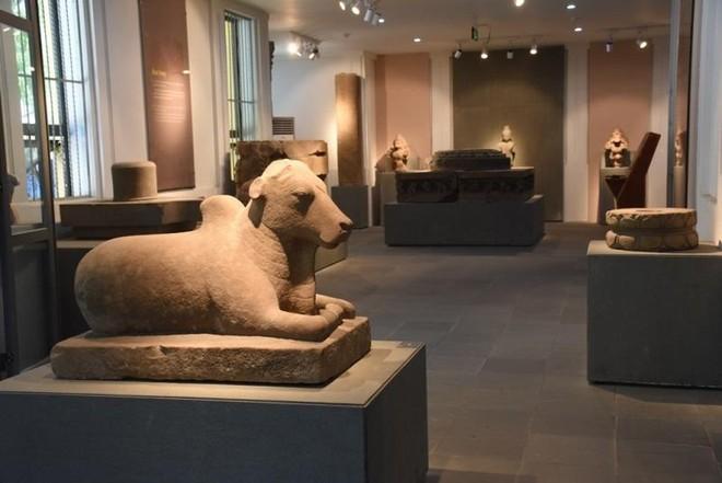 Bảo tàng điêu khắc Chăm Đà Nẵng được công nhận là di tích cấp thành phố ảnh 1