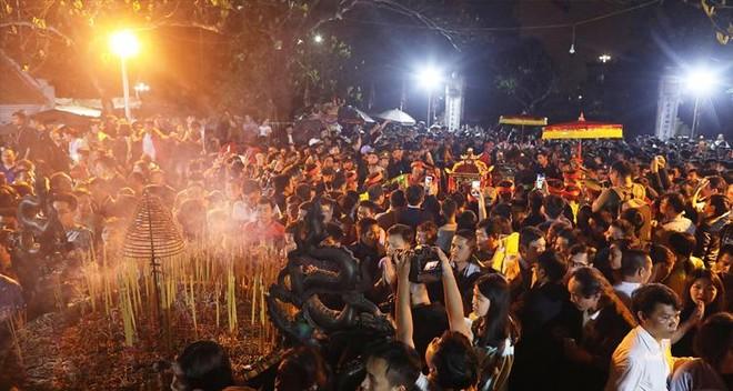 Dừng tổ chức Lễ hội khai ấn đền Trần Nam Định ảnh 1