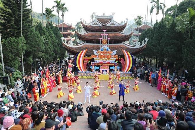 Không tổ chức khai hội Chùa Hương xuân Tân Sửu 2021 ảnh 1
