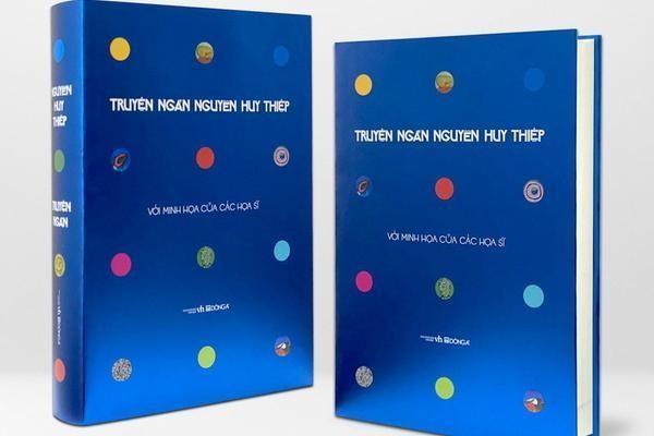 """13 tranh minh họa """"Truyện ngắn Nguyễn Huy Thiệp"""" được đấu giá với gần 370 triệu đồng ảnh 2"""