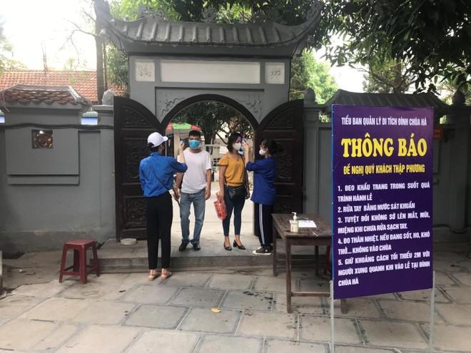 Yêu cầu thực hiện nghiêm các biện pháp phòng dịch Covid-19 tại các cơ sở thờ tự Phật giáo ảnh 1