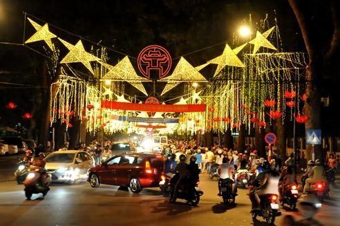 Phát động cuộc vận động thiết kế trang trí Thành phố Hà Nội năm 2021 ảnh 1