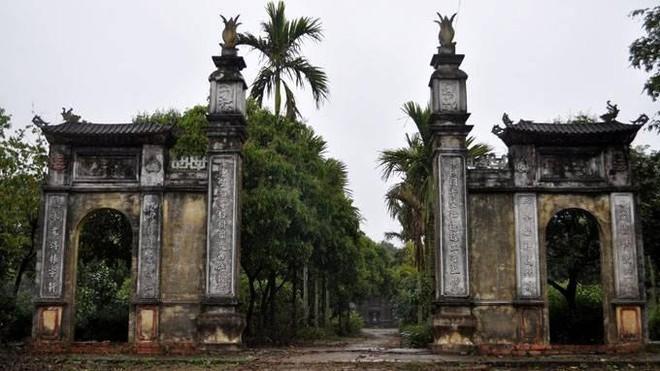 Bảo tồn tối đa các thành phần kiến trúc gốc có giá trị của Thành cổ Luy Lâu ảnh 1