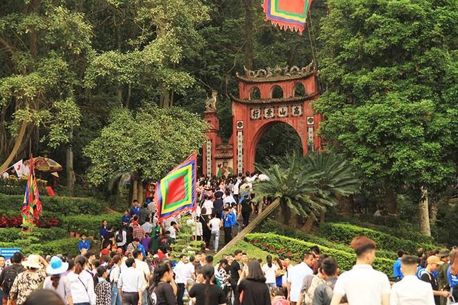 Giỗ tổ Hùng Vương năm 2021 tiếp tục không tổ chức phần hội ảnh 1
