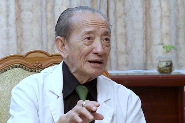 Cuộc đời bậc thầy ngành châm cứu Việt Nam- GS Nguyễn Tài Thu lên sóng truyền hình trực tiếp ảnh 1