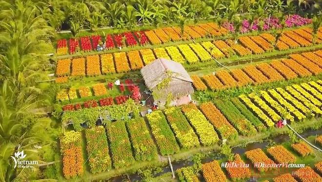 Clip quảng bá du lịch Việt Nam trên YouTube đạt gần 1,1 triệu lượt xem ảnh 1