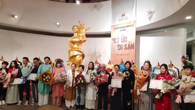 """Bảo tàng Phụ nữ Việt Nam: Tôn vinh áo dài, phát động chương trình """"Ký ức và di sản"""" ảnh 2"""