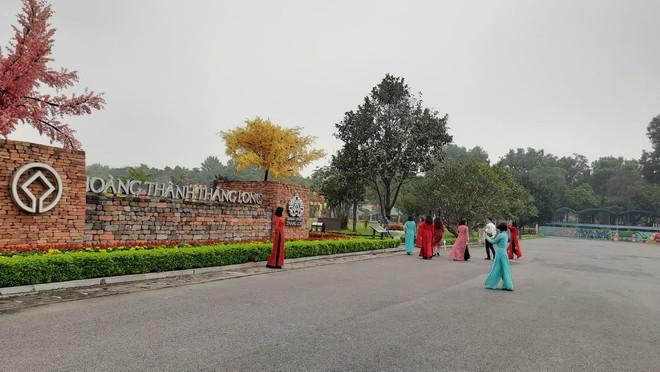Chiều ngày 8-3, đồng loạt các di tích của Hà Nội mở cửa trở lại ảnh 3