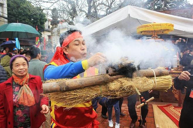 Hội thổi cơm thi Thị Cấm được công nhận là Di sản văn hóa phi vật thể quốc gia ảnh 1
