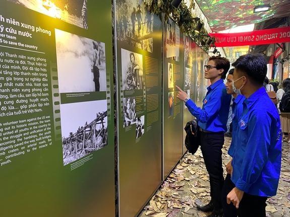 Trở về thời sôi nổi của các thế hệ thanh niên Việt Nam trong kháng chiến và hòa bình ảnh 2