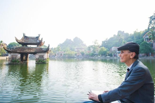"""Nghệ nhân nhân dân Chu Mạnh Chấn: Người du hành xuyên thời gian, đánh thức những vẻ đẹp """"đã chết"""" ảnh 2"""
