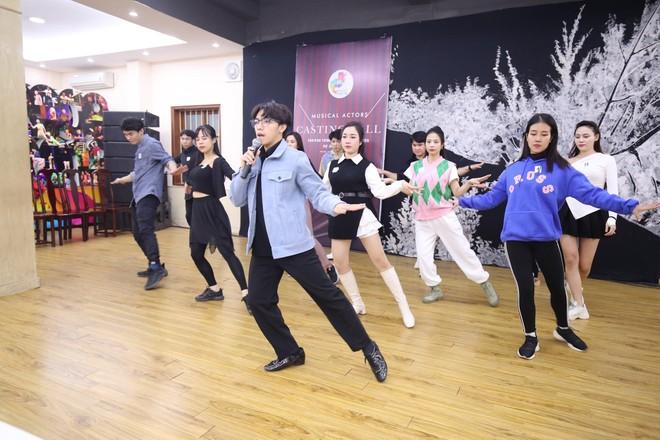 Gần 200 ứng viên tham gia tuyển chọn diễn viên nhạc kịch MACC 2021 ảnh 2