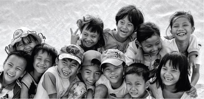 Trần Thế Phong - nhiếp ảnh gia chuyên chụp ảnh nụ cười ảnh 2