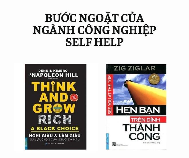 Sách làm giàu có phải là tấm vé để đi đến thành công? ảnh 1