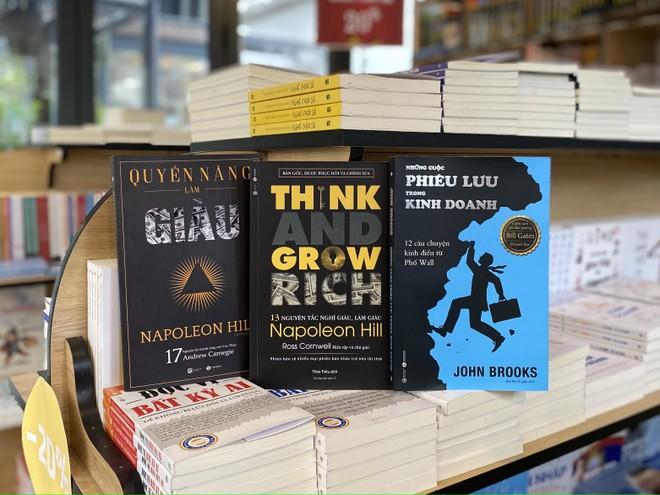 Sách làm giàu có phải là tấm vé để đi đến thành công? ảnh 3
