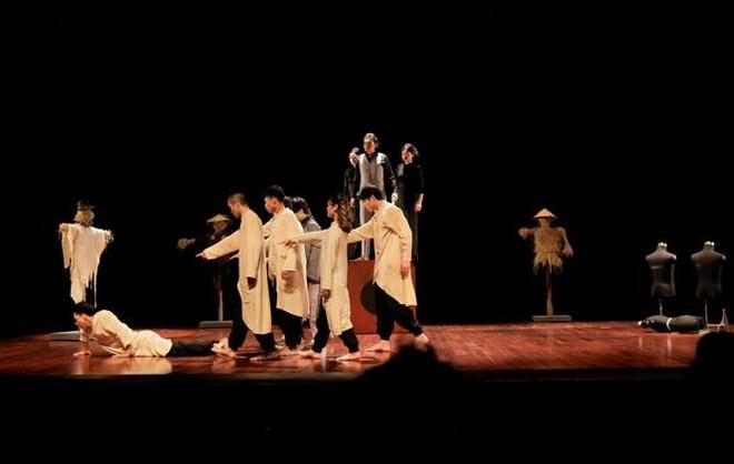 """""""Edip làm vua"""" - kiệt tác sân khấu Hy Lạp cổ đại xuất hiện trọn vẹn tại Thủ đô ảnh 1"""