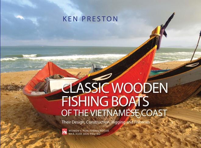 Cựu binh Mỹ ra sách ảnh về thuyền cá Việt Nam ảnh 1