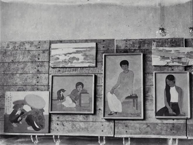 """""""Chân dung madam Phương"""" qua mặt bức khỏa thân của Lê Phổ, xác lập kỷ lục trên sàn quốc tế ảnh 2"""