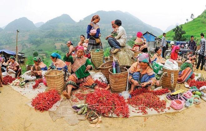 Đặc sắc phiên chợ vùng cao Hà Giang tại Thủ đô ảnh 1
