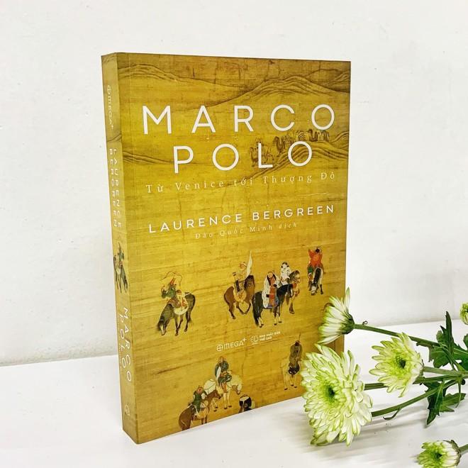 Giải đáp thắc mắc về truyền thuyết Polo-Người châu Âu đầu tiên thực hiện hành trình xuyên Á ảnh 1