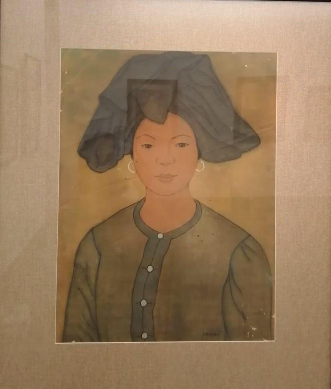"""""""Họa sĩ Linh Chi - Bước qua 10 thập kỷ"""": Triển lãm tranh lụa của người họa sĩ tài hoa ảnh 3"""