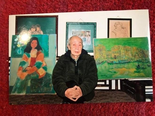 """""""Họa sĩ Linh Chi - Bước qua 10 thập kỷ"""": Triển lãm tranh lụa của người họa sĩ tài hoa ảnh 2"""