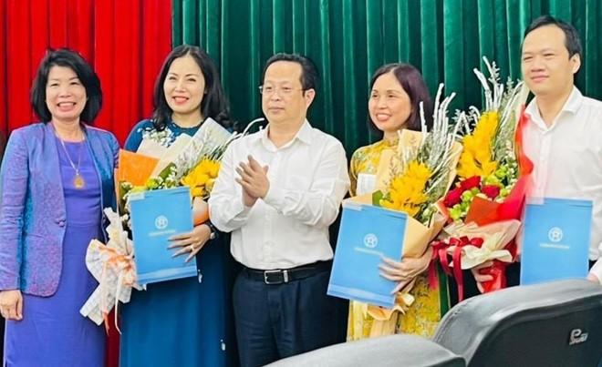 NSƯT Thanh Hiền giữ chức Giám đốc Nhà hát Múa rối Thăng Long ảnh 1