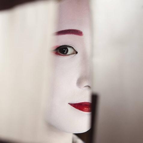 Hé lộ thế giới bí ẩn của Geisha tập sự tại khu phố Nhật Bản ảnh 2