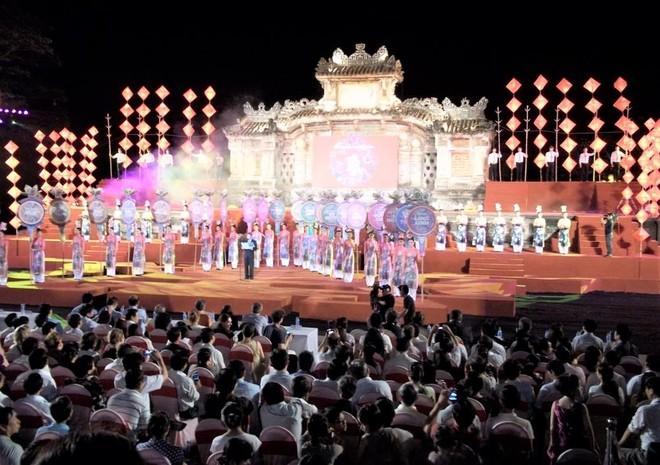Tạm dừng Festival Nghề truyền thống Huế để tập trung phòng, chống dịch ảnh 1