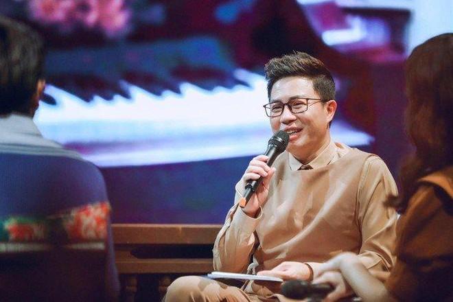 """MC Lê Anh làm diễn giả của """"Chiếu xẩm: Xưa và nay"""" ảnh 1"""