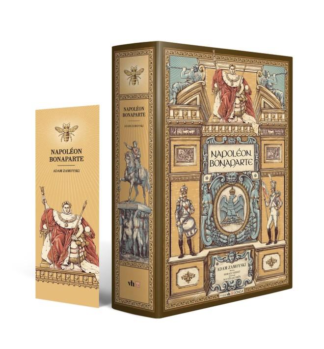 """""""Napoleon Bonaparte"""": Cuốn sách chân thực về """"hoàng đế nước Pháp"""" ảnh 2"""