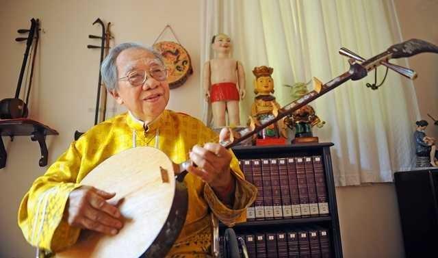 Nhiều hoạt động kỷ niệm 100 năm ngày sinh cố GS Trần Văn Khê ảnh 1
