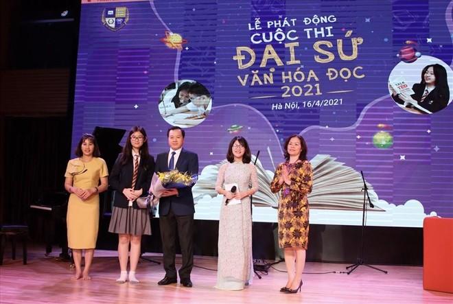 Gần 6.500 bài viết tham dự Đại sứ Văn hóa đọc thành phố Hà Nội ảnh 1