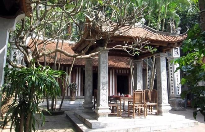 Lăng mộ và đền thờ Tể tướng Nguyễn Công Thái được công nhận là Di tích Quốc gia ảnh 1