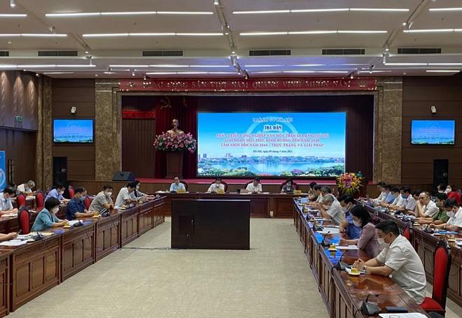 Sở hữu nhiều lợi thế nhưng lý do nào khiến Hà Nội gặp khó khăn trong phát triển công nghiệp văn hóa? ảnh 1