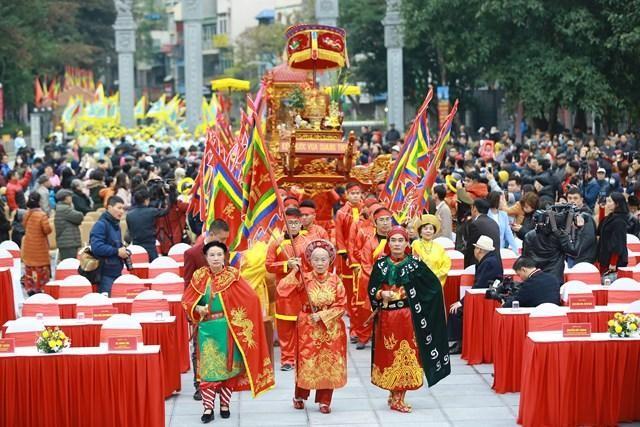 """100% lễ hội truyền thống của Việt Nam sẽ được """"số hóa"""" dữ liệu ảnh 1"""