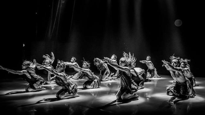 """150 nghệ sĩ chung tay xây dựng tổ khúc múa """"Ánh sáng tâm hồn"""": Giãn cách nhưng không xa cách ảnh 2"""