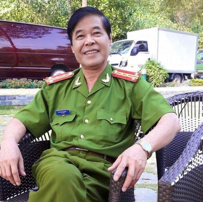 Vĩnh biệt Trưởng phòng Cảnh sát hình sự trong loạt phim truyền hình dài tập ảnh 1