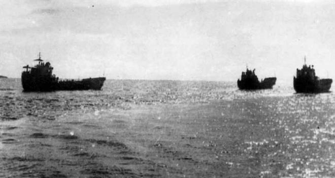 """Mô phỏng hải trình của những """"con tàu không số"""" trong 14 năm chi viện cho chiến trường miền Nam ảnh 1"""
