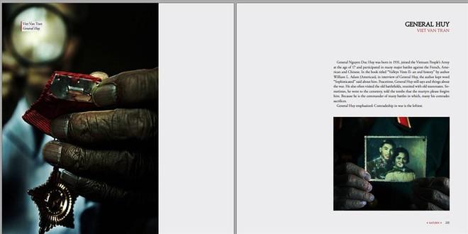 """Bộ ảnh """"Tướng Huy"""" in sách """"Thần thoại"""" của Ý ảnh 2"""