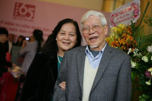 Nghệ sĩ nhân dân Ngô Mạnh Lân: Một nghệ sĩ tài hoa, một người thầy độ lượng, hóm hỉnh ảnh 4