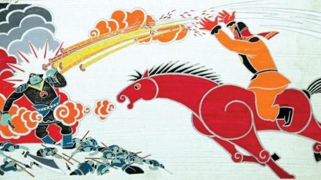 Nghệ sĩ nhân dân Ngô Mạnh Lân: Một nghệ sĩ tài hoa, một người thầy độ lượng, hóm hỉnh ảnh 2