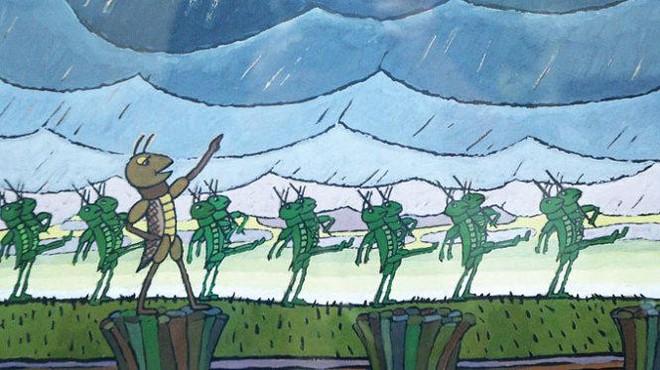 Vĩnh biệt cây đại thụ của ngành hoạt hình Việt Nam-Nghệ sĩ nhân dân, họa sĩ Ngô Mạnh Lân ảnh 3