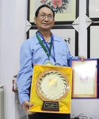 Vĩnh biệt họa sĩ gạo cội tranh thủy mặc - Nghệ nhân nhân dân Trương Hán Minh ảnh 2