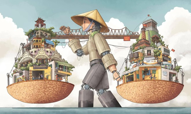 """Giới trẻ nghĩ gì về Thủ đô nhìn từ cuộc thi """"Hà Nội là...""""? ảnh 1"""