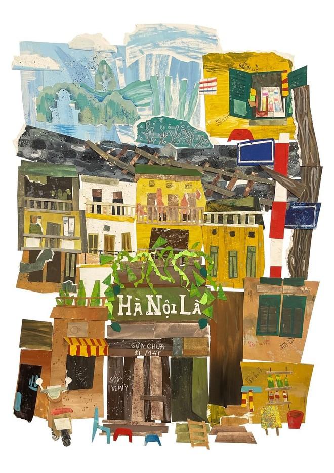 """Giới trẻ nghĩ gì về Thủ đô nhìn từ cuộc thi """"Hà Nội là...""""? ảnh 3"""