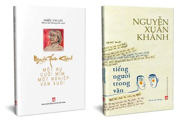 """100 ngày mất nhà văn """"Đội gạo lên chùa"""" Nguyễn Xuân Khánh, ấn hành bản sách đặc biệt ảnh 2"""