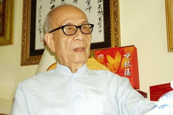 Giáo sư, Anh hùng Lao động Vũ Khiêu qua đời ở tuổi 106 ảnh 1