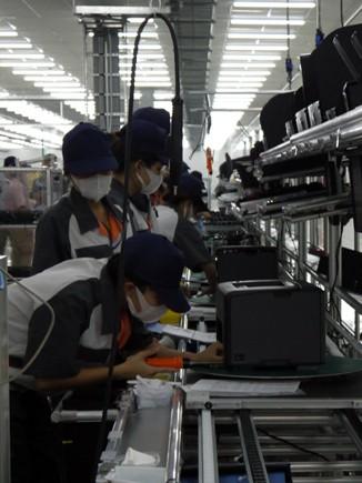 Fuji Xerox chính thức sản xuất tại Việt Nam ảnh 1